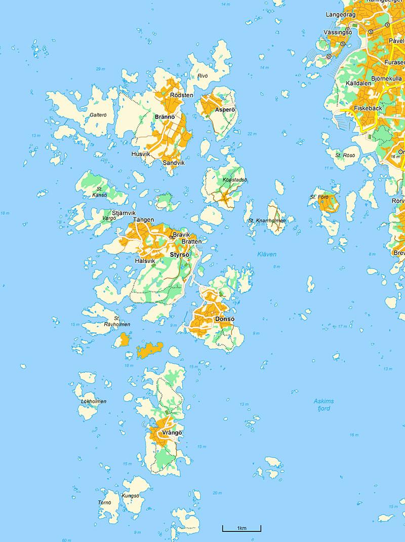 Geografi Kartor